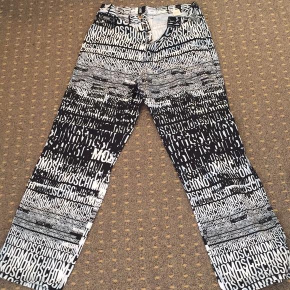 963ccebecc Vintage 90  Moschino Jeans. M 5b6390c6fb3803fea5bb2936